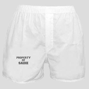 Property of SADIE Boxer Shorts