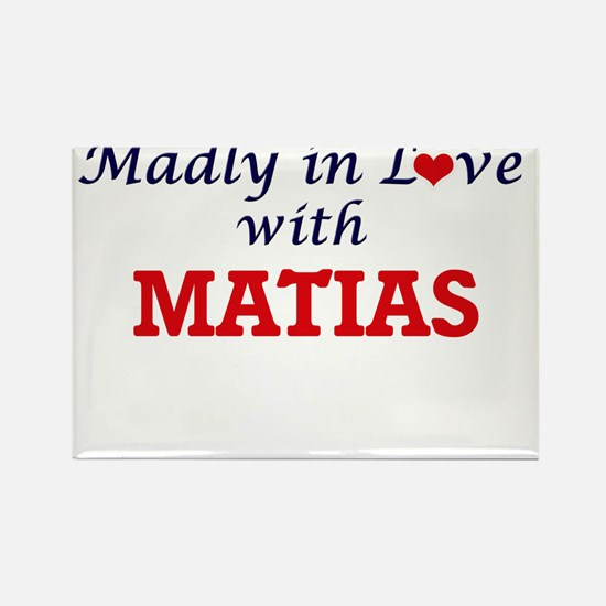 Madly in love with Matias Magnets