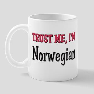 Trust Me I'm Norwegian Mug