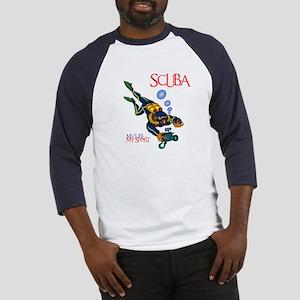 SCUBA Baseball Jersey