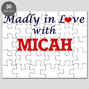 Madly in love with Micah Puzzle