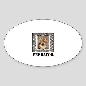 prime predator Sticker