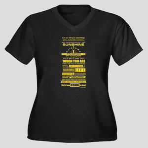 ROCKY BALBOA Plus Size T-Shirt