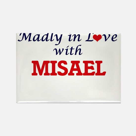 Madly in love with Misael Magnets