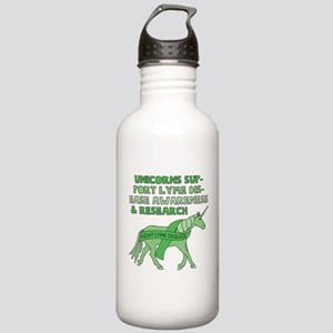 Unicorns Support Lyme Stainless Water Bottle 1.0L