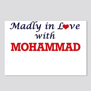 Madly in love with Mohamm Postcards (Package of 8)