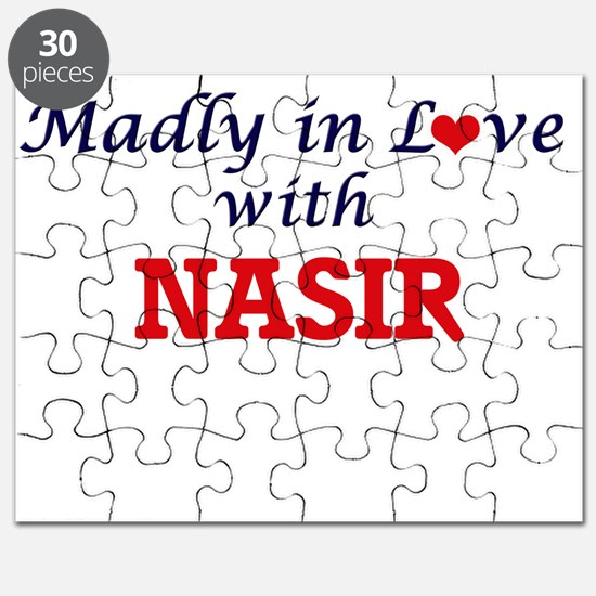 Madly in love with Nasir Puzzle