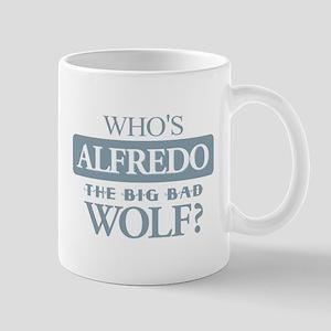 Alfredo Wolf Mugs