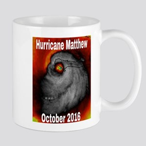 Hurricane Matthew Mugs