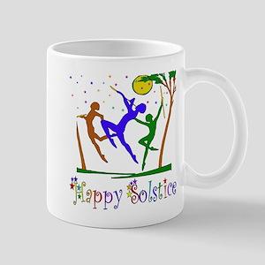 Winter Solstice Dancers Mug