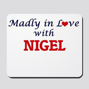 Madly in love with Nigel Mousepad