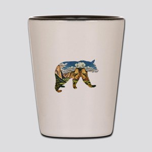 BEAR Shot Glass