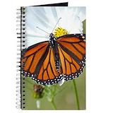 Monarch butterfly Journals & Spiral Notebooks