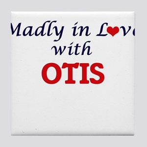 Madly in love with Otis Tile Coaster
