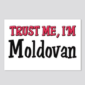 Trust Me I'm Moldovan Postcards (Package of 8)