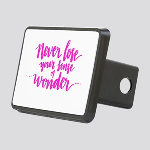 NEVER LOSE YOUR SENSE OF WONDER Hitch Cover
