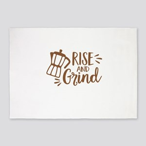 RISE AND GRIND 5'x7'Area Rug
