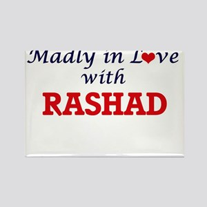 Madly in love with Rashad Magnets