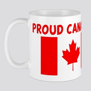 PROUD CANADIAN Mug