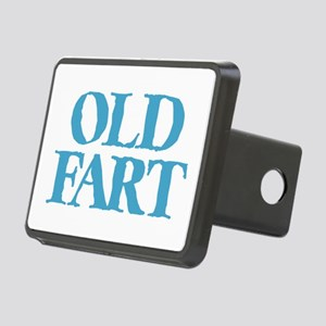 Old Fart Rectangular Hitch Cover