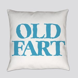 Old Fart Everyday Pillow
