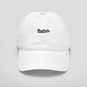 Buffalo NY Retro Logo Baseball Cap
