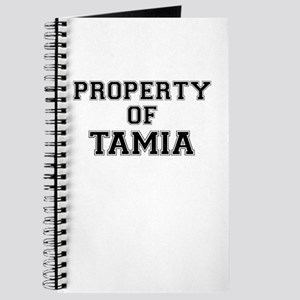 Property of TAMIA Journal
