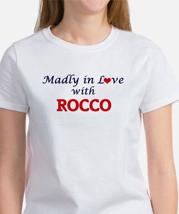 Madly in love with Rocco T-Shirt