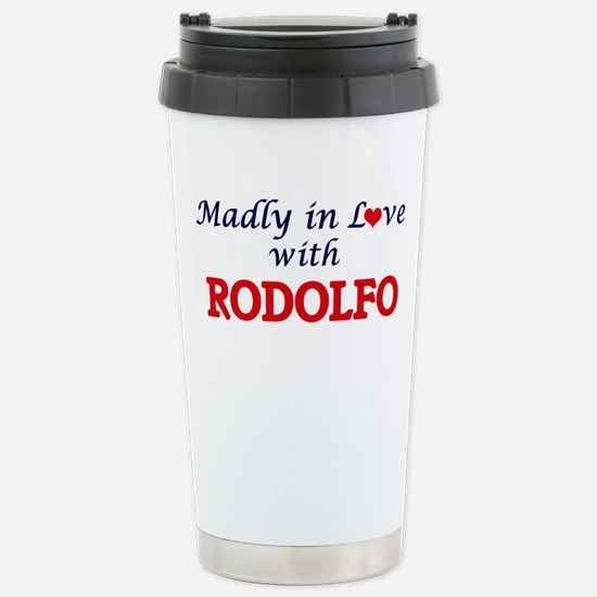 Madly in love with Rodo Stainless Steel Travel Mug