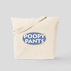 Poopy Pants Tote Bag