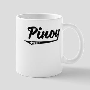 Pinoy Retro Logo Mugs
