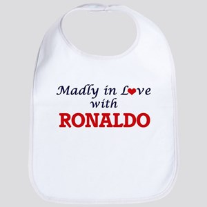 Madly in love with Ronaldo Bib