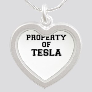Property of TESLA Necklaces