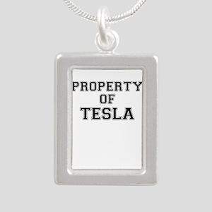 Property of TESLA Necklaces