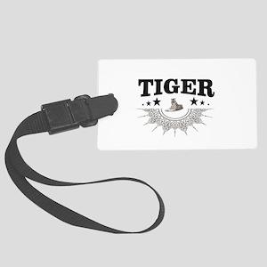 star tiger Large Luggage Tag