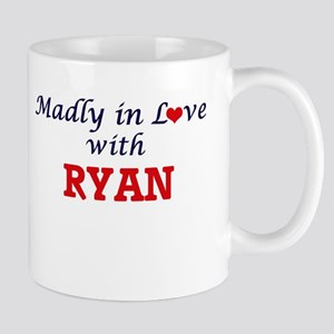 Madly in love with Ryan Mugs