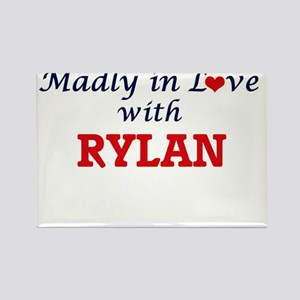 Madly in love with Rylan Magnets