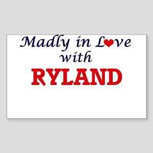 Madly in love with Ryland Sticker