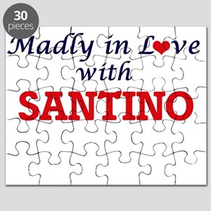Madly in love with Santino Puzzle