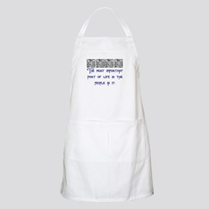 MOST IMPORTANT PART OF LIFE Apron