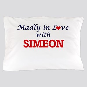 Madly in love with Simeon Pillow Case