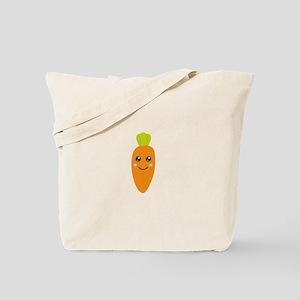 Cute baby carrott Tote Bag