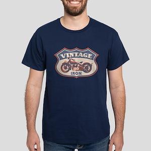 Vintage Iron Dark T-Shirt