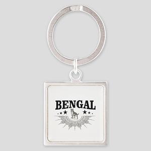 bengal logo Keychains