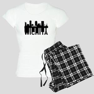 Roots Of Wichita KS Skyline Pajamas