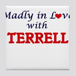 Madly in love with Terrell Tile Coaster