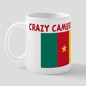 CRAZY CAMEROONIAN Mug