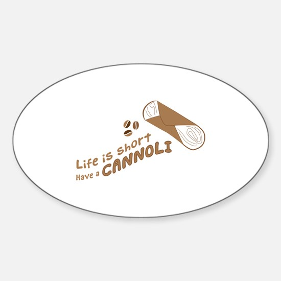 Have A Cannoli Decal