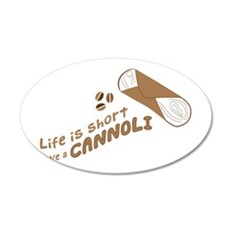 Have A Cannoli Wall Decal