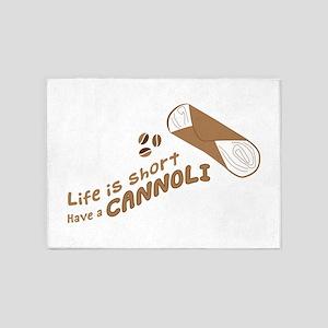 Have A Cannoli 5'x7'Area Rug
